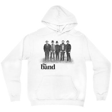The Band Hoodie | The Band Group Photo The Band Hoodie