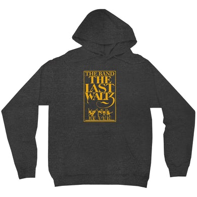 The Band Hoodie | The Last Waltz Concert Poster The Band Hoodie