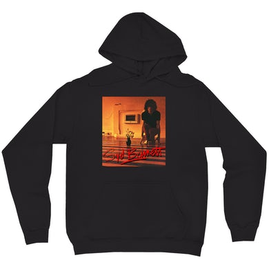 Syd Barrett Hoodie | The Madcap Laughs Album Cover Syd Barrett Hoodie