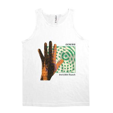 Genesis Unisex Tank Top | Invisible Touch Album Cover Genesis Shirt