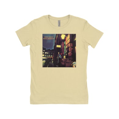 The Rise And Fall Of Ziggy Stardust And The Spiders From Mars Album Cover Shirt