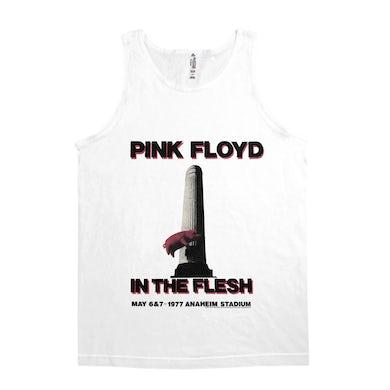 In The Flesh 1977 Anaheim Stadium Concert Shirt