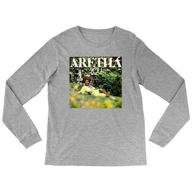 Aretha Franklin   Long Sleeve Shirt   You Album Cover Aretha Franklin Shirt