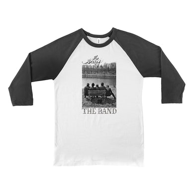 The Band 3/4 Sleeve Baseball Tee | Best of The Band The Band Shirt