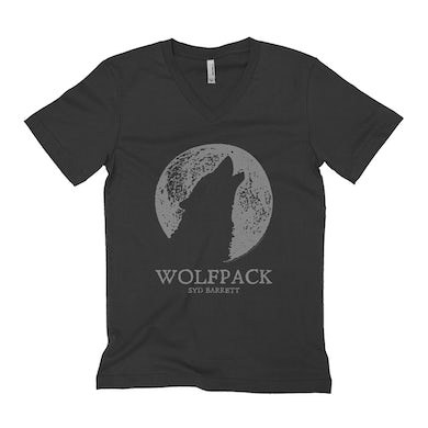 Wolfpack Distressed Shirt