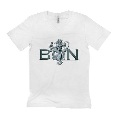 Bon Lion White Shirt