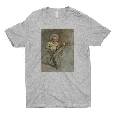 Merchbar Museum Series T-Shirt | Cowboy Singing Merchbar Museum Series Shirt