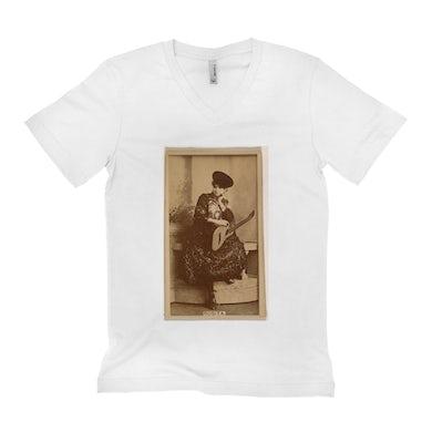 Merchbar Museum Series Unisex V-neck T-Shirt | Rosita Merchbar Museum Series Shirt