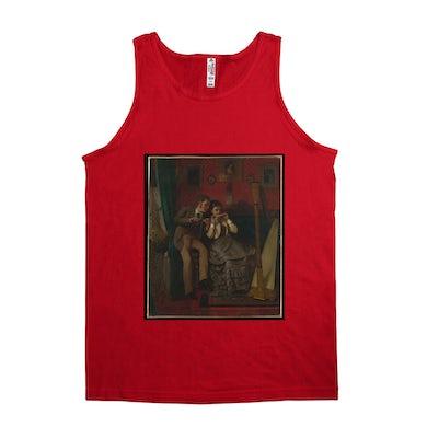 Merchbar Museum Series Unisex Tank Top | The Music Lesson Painting Merchbar Museum Series Shirt