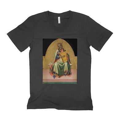 Merchbar Museum Series Unisex V-neck T-Shirt | David Merchbar Museum Series Shirt