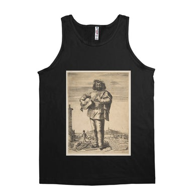 Merchbar Museum Series Unisex Tank Top | Carlo Cantu called Buffetto Merchbar Museum Series Shirt