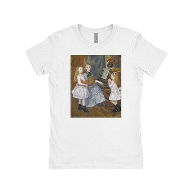 Merchbar Museum Series Ladies' Boyfriend T-Shirt | The Daughters of Catulle Mendès Merchbar Museum Series Shirt
