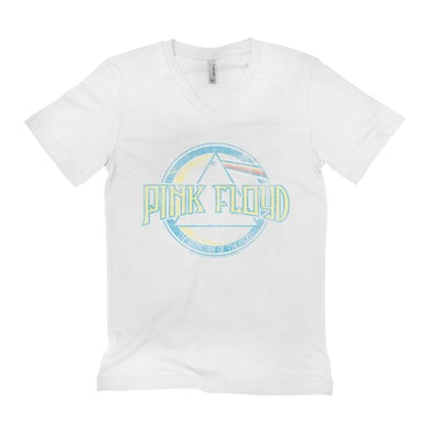 The Dark Side Of The Moon Pastel Design Shirt