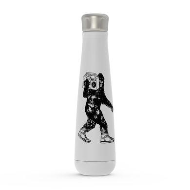 Merchbar Music Life Water Bottle   Bigfoot Boombox Merchbar Music Life Water Bottle