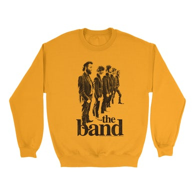 The Band Bright Colored Sweatshirt | All Lined Up The Band Sweatshirt