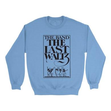 The Band Bright Colored Sweatshirt   The Last Waltz Concert The Band Sweatshirt
