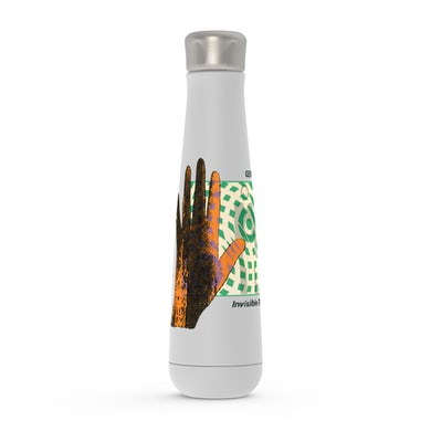 Genesis Peristyle Water Bottle | Invisible Touch Album Cover Genesis Water Bottle