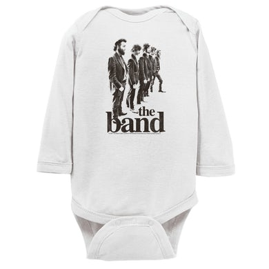 All Lined Up Onesie