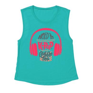 Merchbar Music Life Muscle Tank   Kpop Fueled Merchbar Music Life Tank Top