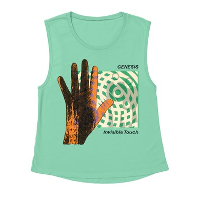 Invisible Touch Album Cover Shirt