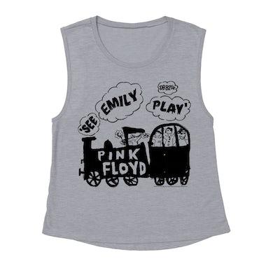 See Emily Play Train Sketch Shirt