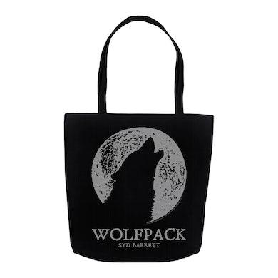 Syd Barrett Tote Bag | Wolfpack Distressed Syd Barrett Bag (Merchbar Exclusive)