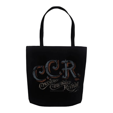 C.C.R. Distressed Design Bag