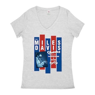 Miles Quintet Concert Flyer Shirt