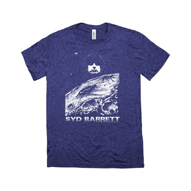 Syd Barrett Triblend T-Shirt | Syd Universe Syd Barrett Shirt