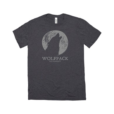 Syd Barrett Triblend T-Shirt | Wolfpack Distressed Syd Barrett Shirt