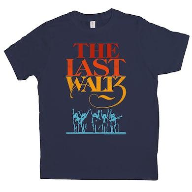 The Last Waltz Movie Logo Shirt