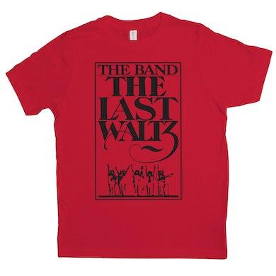 The Last Waltz Concert Shirt