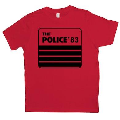 1983 Concert Tour Shirt