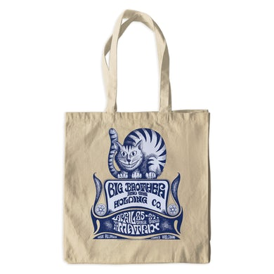 Feat. Janis Joplin The Matrix Concert Flyer Bag