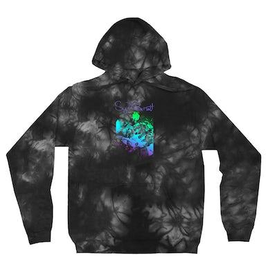 Syd Barrett Tie Dye Hoodie | Syd Psychedelic Design Syd Barrett Hoodie