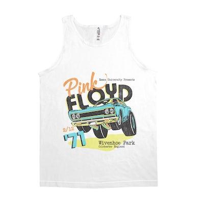 Essex University Plymouth Roadrunner Concert Promotion Distressed Shirt (Merchbar Exclusive)