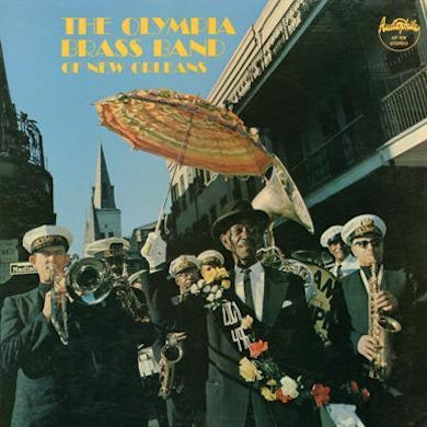 VINTAGE VINYL - The Olympia Brass Band of New Orleans