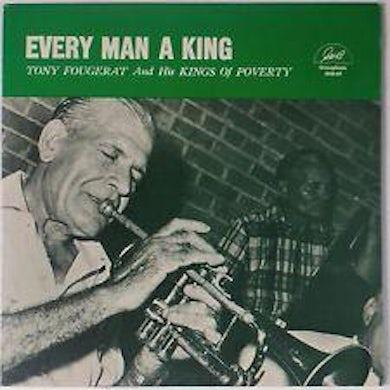 VINTAGE VINYL - Tony Fougerat - Every Man a King