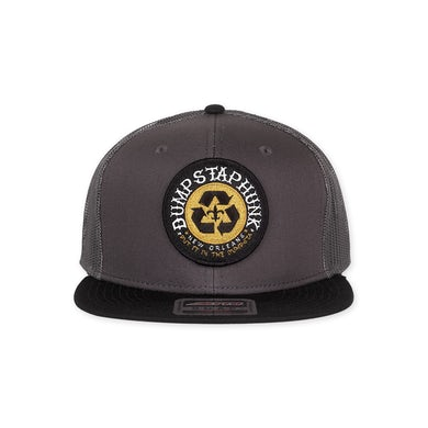 Dumpstaphunk Grey Trucker Hat