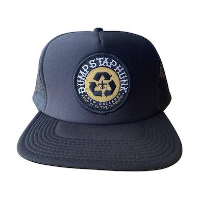 Dumpstaphunk Black Trucker Hat