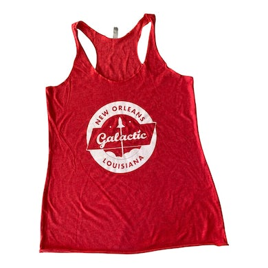 Red Rocket Ladies Tank