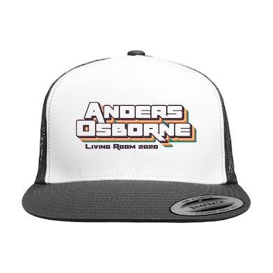 Anders Osborne #LivingRoom2020 Trucker Hat
