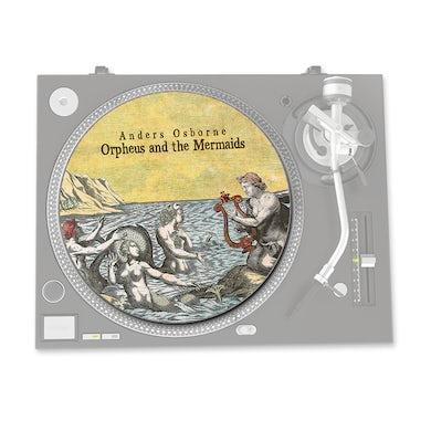 Anders Osborne Orpheus and the Mermaids Slipmat