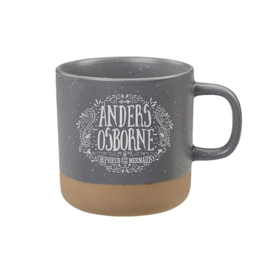 Anders Osborne Orpheus and the Mermaids Ship Mug