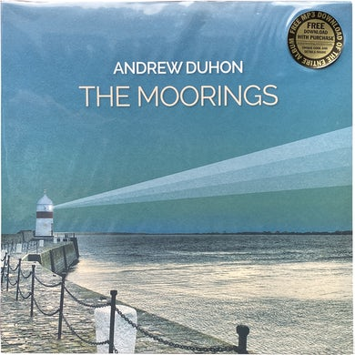Andrew Duhon Vinyl Record - The Moorings - SIGNED COPY
