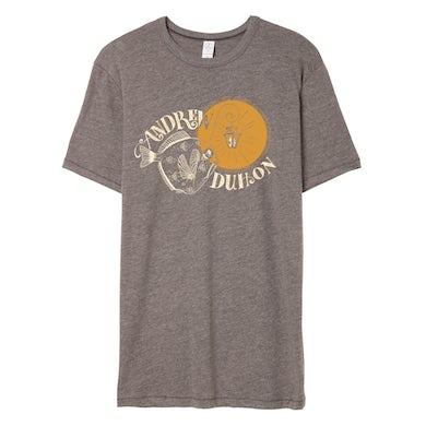 Andrew Duhon Men's Fish Light T-Shirt - Vintage Coal