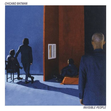 Chicano Batman Invisible People LP (Vinyl)