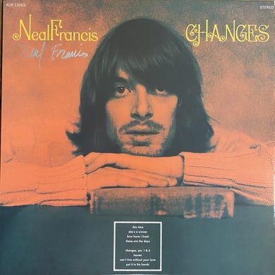 Neal Francis SIGNED  - Changes LP (Vinyl)