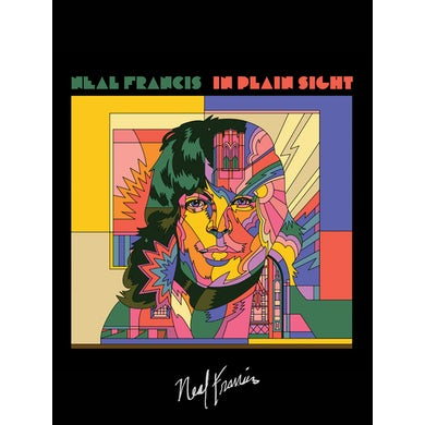 Neal Francis In Plain Sight Poster - SIGNED