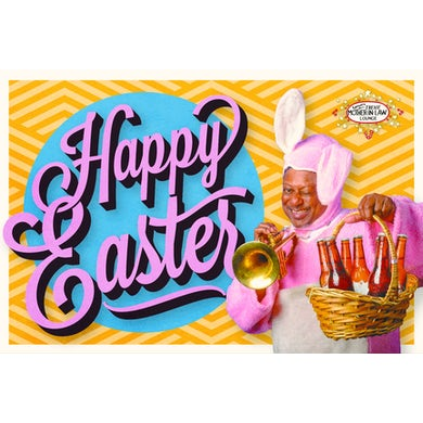 Happy Easter from the Mother in Law Lounge Postcard